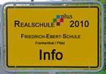 INFO-Schild FES