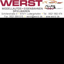 Werst Spielwaren Ludwigshafen