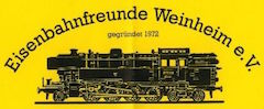 Eisenbahnfreunde Weinheim e.V.