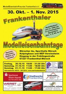 MEF Frankenthal - Flyer A5 - 1