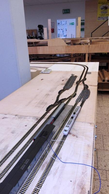 Bahnhofausfahrt Ost